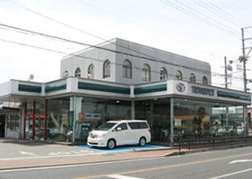 神戸トヨペット 太子店